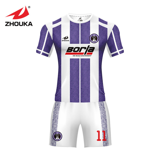 18d8ed7a8bf Soccer Jersey Make in China Sublimation Printing Football Jersey uniform  Customized professional wholesale soccer jersey Clu