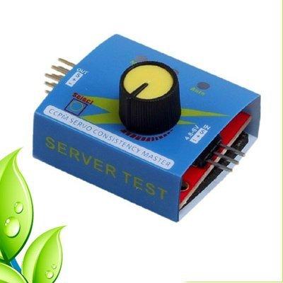 Multi Servo tester 3 Channels CCPM Meter Checker 4.8 6V New + free shipping