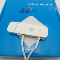 HUAWEI E3372h 607 LTE USB Stick with B28+B3 frequency+3G 4G LTE 35dbi External omni Antenna
