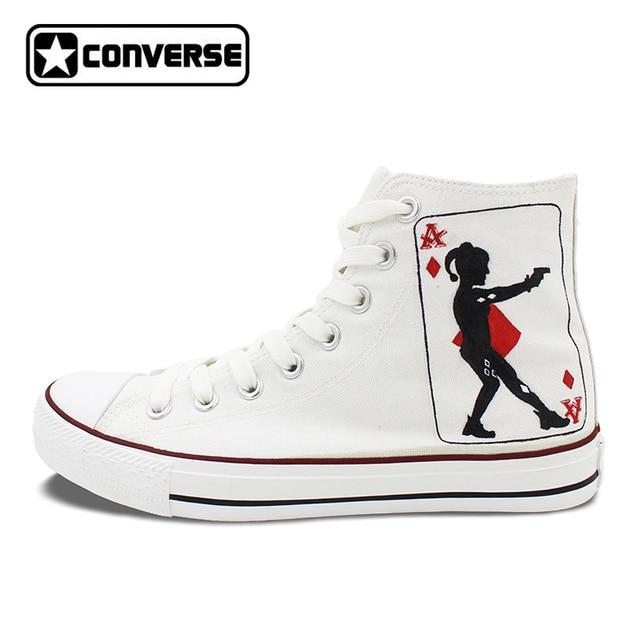 Converse hombres Chuck Taylor All Star Hi-Top azul/blanco/rojo Sneaker - 3.5 Men - 5.5 mujer lgZfsuQ