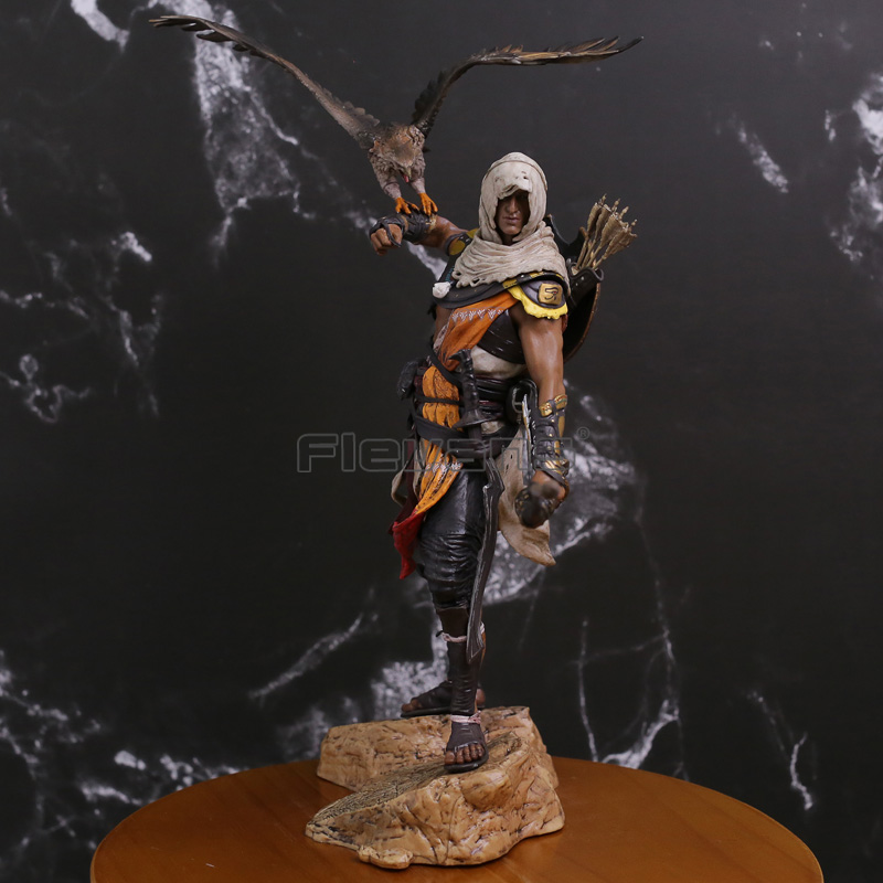 Assassin's Creed Origins Bayek 1/6 Scale PVC Figure Collectible Model Toy huong assassin s creed origins bayek protector of egypt pvc figure collectible model toy