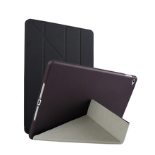 цены Flip PU Leather Case For iPad2 iPad3 iPad4 Tablet Case Silicone Soft Back Cover For iPad2 3 4 Stand Auto Sleep Smart Cover