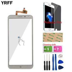 Image 2 - Smartphone Touchscreen For Dexp Ixion G155 Dexp G155 Touch Touch Screen Digitizer Panel Mobile Front Glass Sensor Protector Film