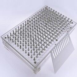 000 #00 #0 #209 Отверстия Капсульная доска для наполнителя/капсульное наполнение устройство машина для ручного наполнения капсул ручной инкапсу...