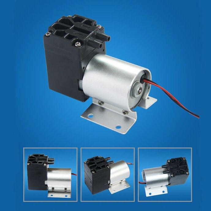 ФОТО 110kpa pressue 11L/M  brushless dc 12v vacuum medical pump