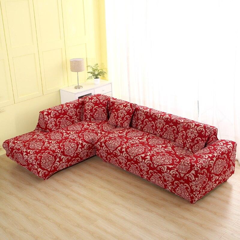estiramento canto capas de sofá sala estar