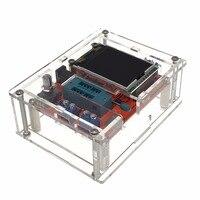 Clear Acrylic Case Shell Housing For GM328 Transistor Tester Capacitance ESR Mega328