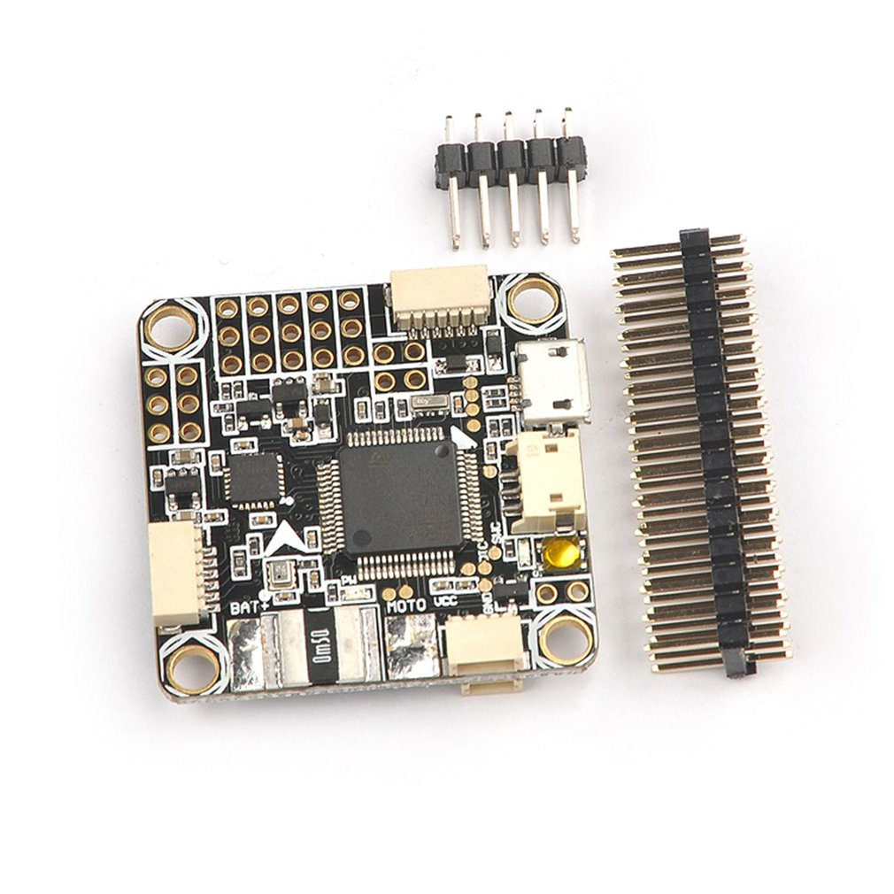 F4 V2 PRO Flight Controller Board w/ Baro Built-in OSD With Power Supply For RC