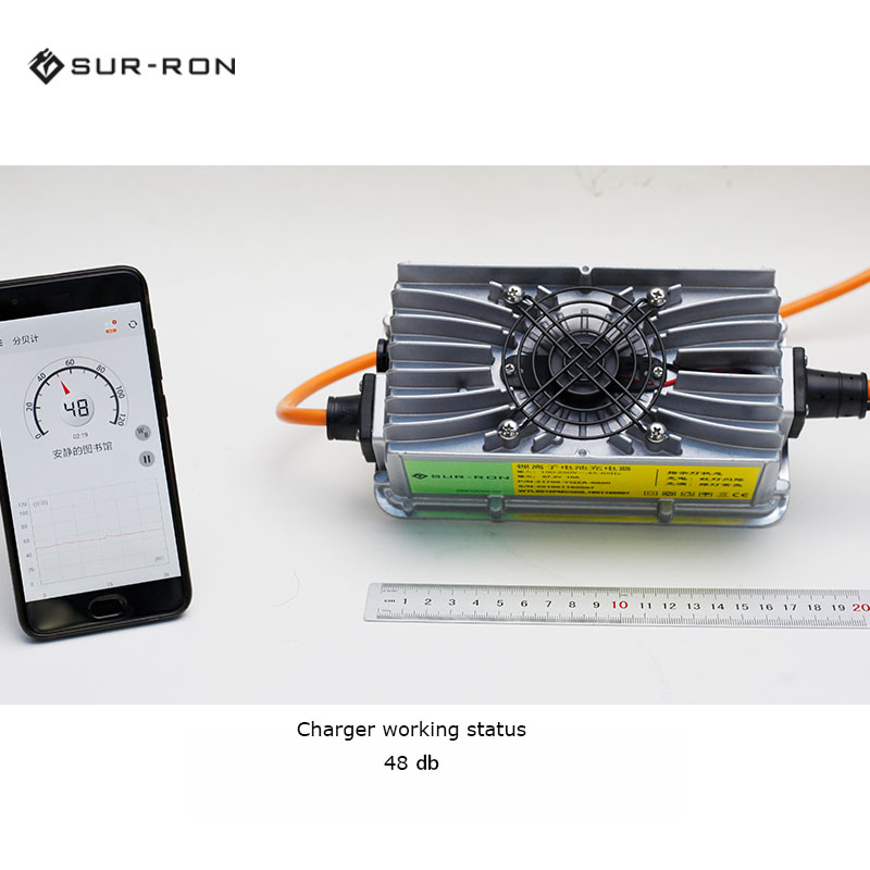 Sur-ron Light Bee  60V Version Electric Motocross Dedicated Silent Charger