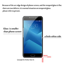 Scratch-Proof Tempered Glass Screen Protector for Meizu