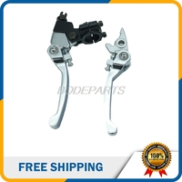 High Quality Universal Anti Drop Motorcycle Adjustable Foldable Brake Clutch Lever Fit For Most Motorcycle And