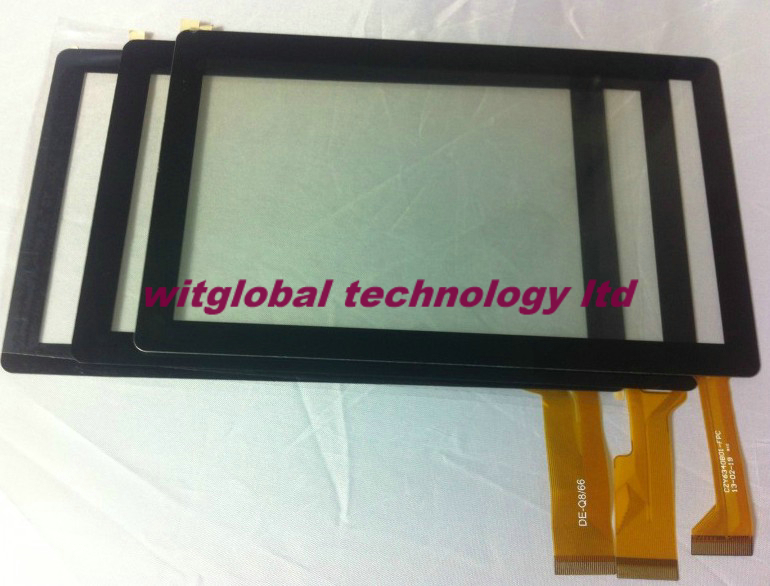 New 7 inch Lenoxx Tb50 Tesla Atom 7 0 tablet replacement touch screen digitizer glass touch