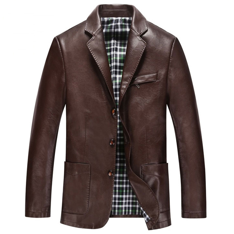 Online Get Cheap Mens Designer Leather Jacket -Aliexpress.com ...