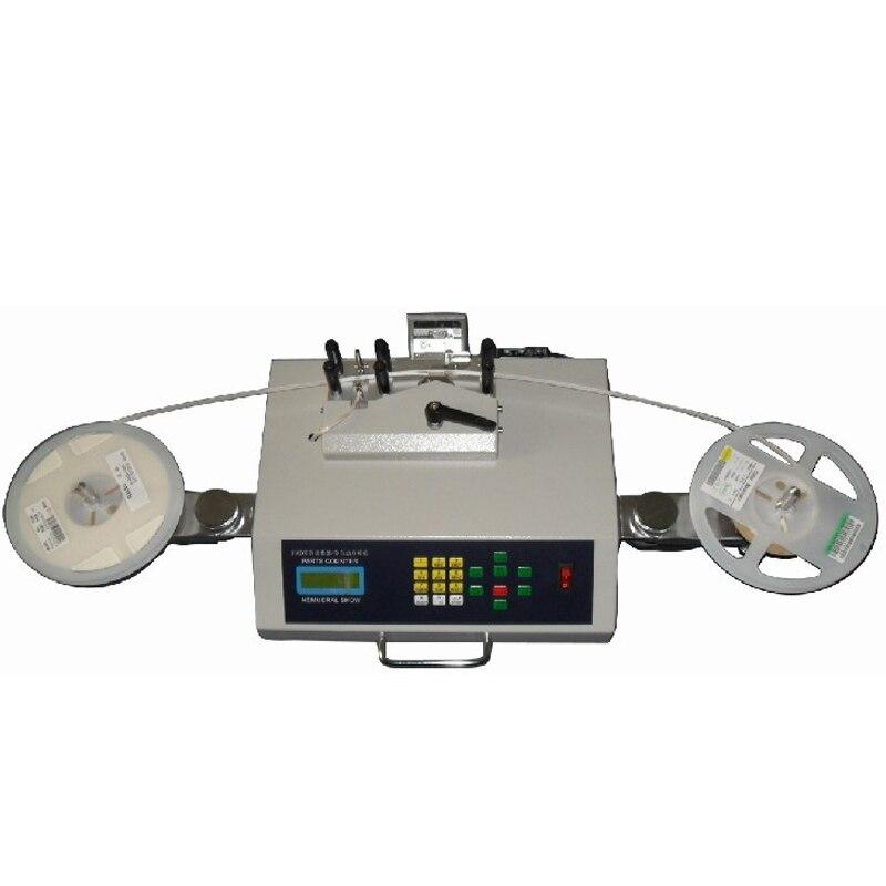 SMD automatique pièces compteur électrique plateau chargeur SMD composant comptage machine MRD-901 SMD