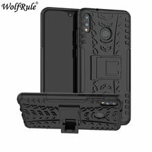 Huawei Honor 8X Max Case Dual Layer Armor TPU+PC Shell Shockproof Back Cover For Funda 7.2