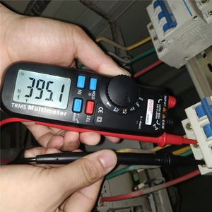 Image 5 - BSIDE multímetro Digital portátil ADM92, valores eficaces auténticos, rango automático, 6000 recuentos, probador TRMS con control de cable en vivo, Temp, NCV Hz, diodo de ohmios