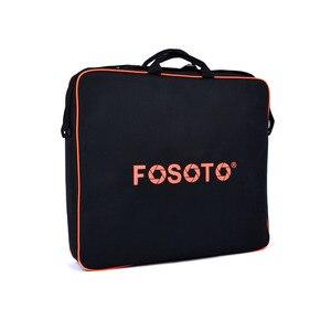 Image 3 - Fosoto высокое качество соединенный мешок оранжевый чехол переноски для штатив подставка и все аксессуары в пределах 18'' лампа