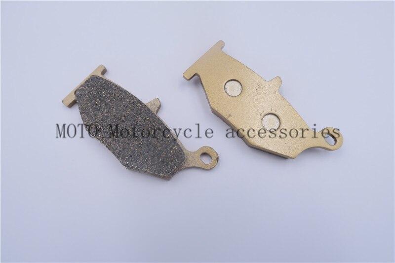 Мотоцикл Задние тормозные колодки для Suzuki GSXR 600 GSXR 750 GSR 600 06-10 GSR 400 06-08 GSX 1300 RK8/RK9/RL0/RL1/RL2 Hayabusa 08-12