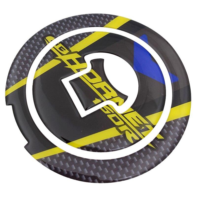 Tankpad Sticker Protection de Reservoir Moto Autocollant en Gel compatible pour S.uzuki GSX-R v5