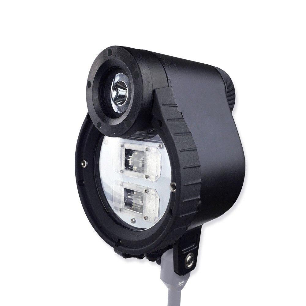 Mcoplus ST 100 Waterproof Flash strobe for A6500 A6000 A7 II RX100 I II III IV