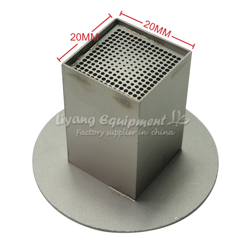 Universal hot air nozzles bga rework station bottom base diameter 60mm  reballing parts