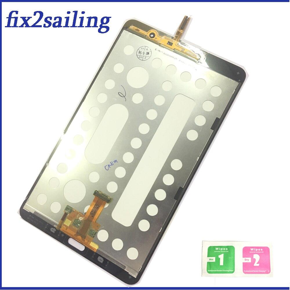 100% LCD Tab Pro SM-T320 T321 T325 Affichage Écran Tactile Digitizer Capteurs L'assemblée de Remplacement Du Panneau Pour Samsung Galaxy t320