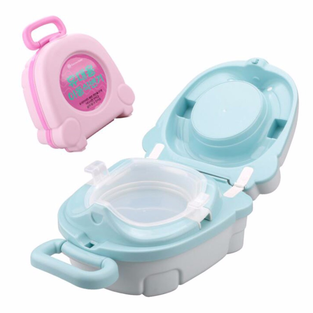 Kids Travel Potty Emergency Toilet
