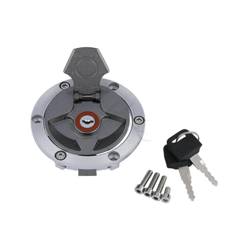 Motorcycle Fuel Gas Tank Cap Cover Lock Key For Kawasaki EX300 Ninja 250R 2008-2014 300 13-17 ER300 Z250 Z300 2013-2016 Z250SL