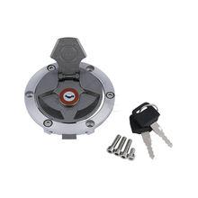 цены Motorcycle Fuel Gas Tank Cap Cover Lock Key For Kawasaki EX300 Ninja 250R 2008-2014 300 13-17 ER300 Z250 Z300 2013-2016 Z250SL