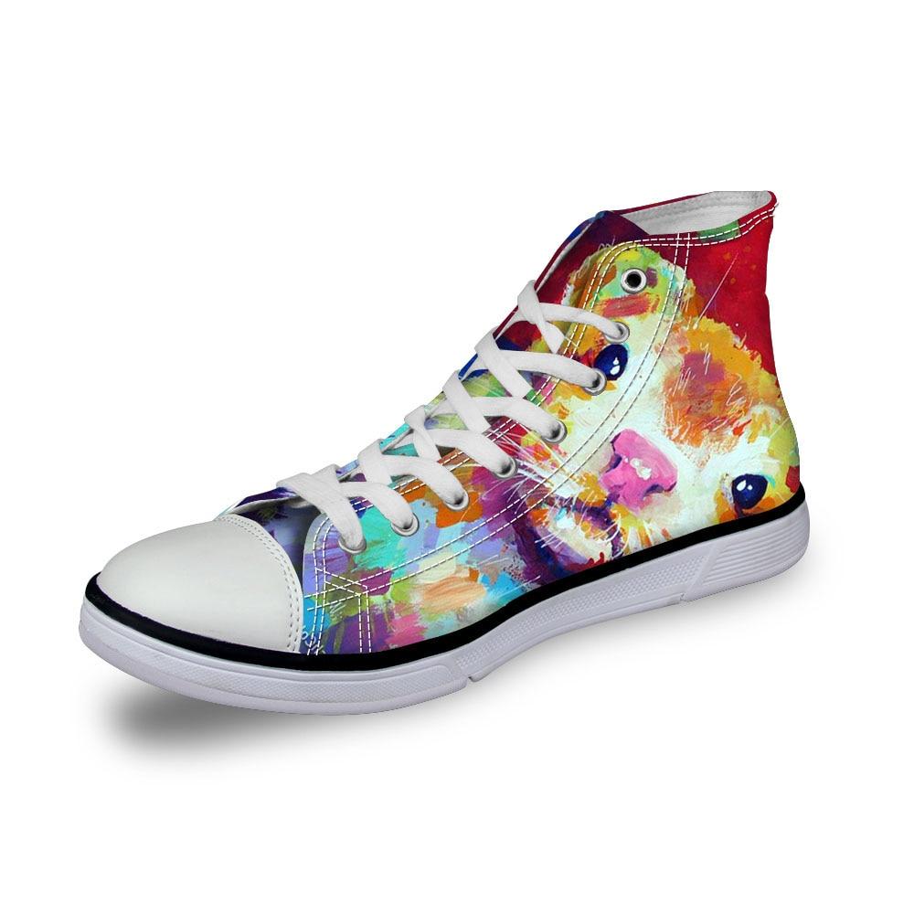 Noisydesigns señoras zapatillas de deporte mujeres 3D oso de - Zapatos de mujer - foto 2
