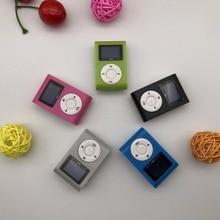 Small Size Portable MP3 Player Mini LCD Screen MP3 Player