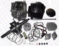 Performance 140CC Head Cylinder Crankshaft Piston combinatio for 125CC Lifan Kaya Xmotos Apollo Tmax Pit Dirt  Bike Parts