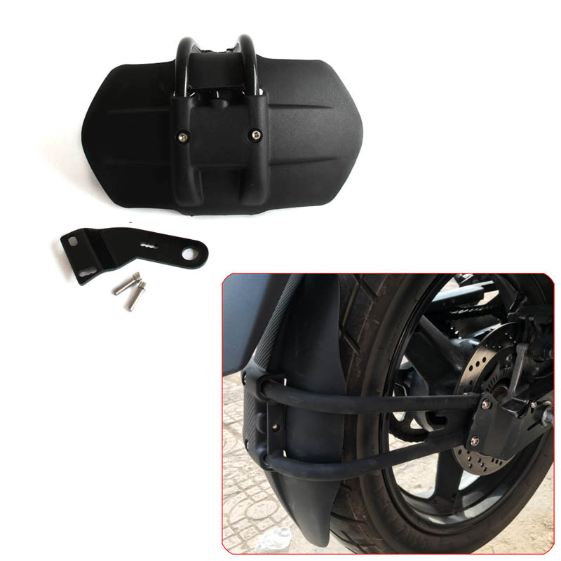Motorcycle Accessories Rear Fender Bracket Motorbike Mudguard For Honda CB1300/CB1000/CB1100/CB400/VTEC motorcycle accessories aluminum balance foreshock front fork brace for honda cb400 vtec 02 2015 cb1300sf 04 2013 free shipping