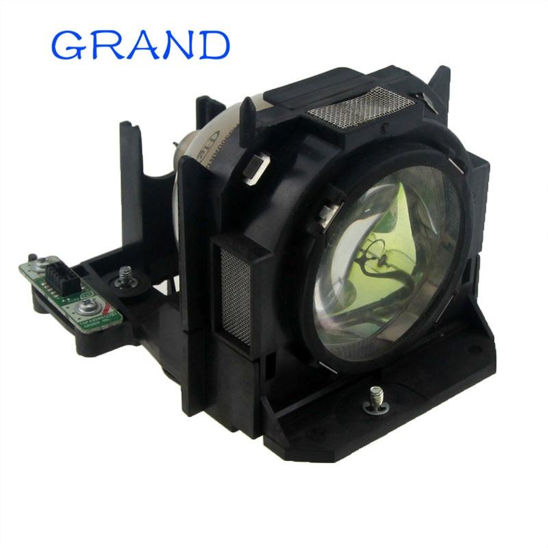 Compatible Projector Lamp ET-LAD60 for PANASONIC PT-D6000LS,PT-D6000S,PT-D6000U,PT-D6000ULS,D6000US,DW530,DW530E Happybate original projector lamp et lab80 for pt lb75 pt lb75nt pt lb80 pt lw80nt pt lb75ntu pt lb75u pt lb80u