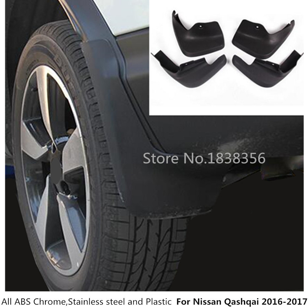 Ultra Soft Car Fender Covers: High Quality For Nissan Qashqai 2016 2017 Car Cover