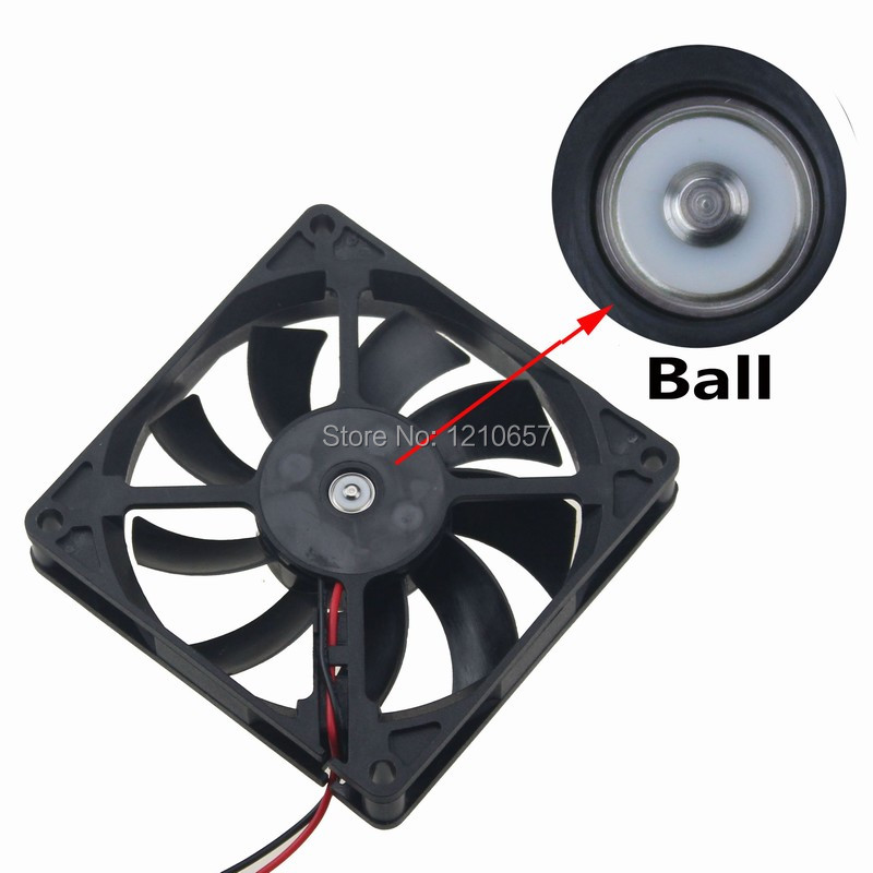 5PCS Lot Gdstime Ball AC Cabinet Cooling Fan System 80x15mm 80mm 8015  2700RPM In Fans U0026 Cooling From Computer U0026 Office On Aliexpress.com |  Alibaba Group