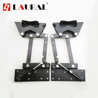 Coffee Table Steam Moving Rod Holder Lifting Table Hydraulic Rod Folding Table Support Desktop Lifting Frame Hinge Fittings