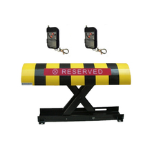 Reserved Automatic Parking Lock & Parking Barrier gate lock with 2pcs remote control remote control automatic parking barrier with a height of 35cm
