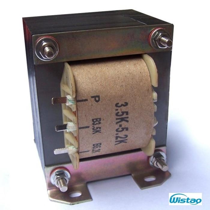 15 W Tube Amplificateur Transformateur de Sortie Single-ended Z11 Recuit 0-4-8ohm pour Tubes En Acier De Silicium 6P14 EL84 EL34 6P3P KT88 6P1
