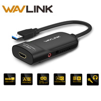 New Wavlink USB3 0 To HDMI USB Graphic Adapter Multiple Monitors Up To 2048 1152 Resolution