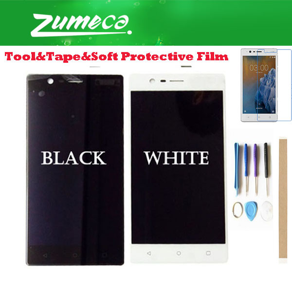 5.0 Inch For Nokia N3 TA-1020 TA-1028 TA-1032 TA-1038 Nokia 3 LCD Display Screen+Touch Screen Digitizer 2 Color With Kits5.0 Inch For Nokia N3 TA-1020 TA-1028 TA-1032 TA-1038 Nokia 3 LCD Display Screen+Touch Screen Digitizer 2 Color With Kits