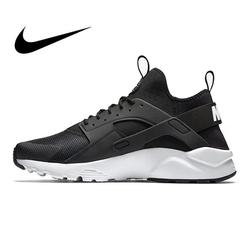 Original Authentic NIKE AIR HUARACHE Cushioning Men's Running Shoes Low-top Sports Outdoor Shoes Breathable Sneakers Classic