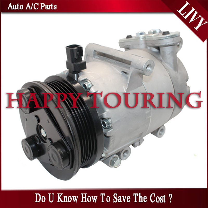 VS16 air conditioning compressor For Ford Focus C Max 1.8L 2.0L 2004 2012 3M5H19497BA