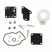 New Carburetor repair kit for Replacement Yamaha 6E3 W0093 6E0 W0093 00 4HP 5HP 4M 5M
