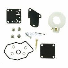 Yeni karbüratör tamir kiti değiştirme için Yamaha 6E3 W0093 6E0 W0093 00 4HP 5HP 4M 5M