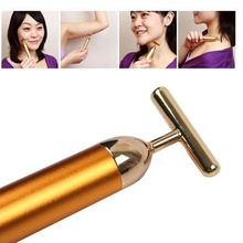 Gold Vibration Face Slimming Tool