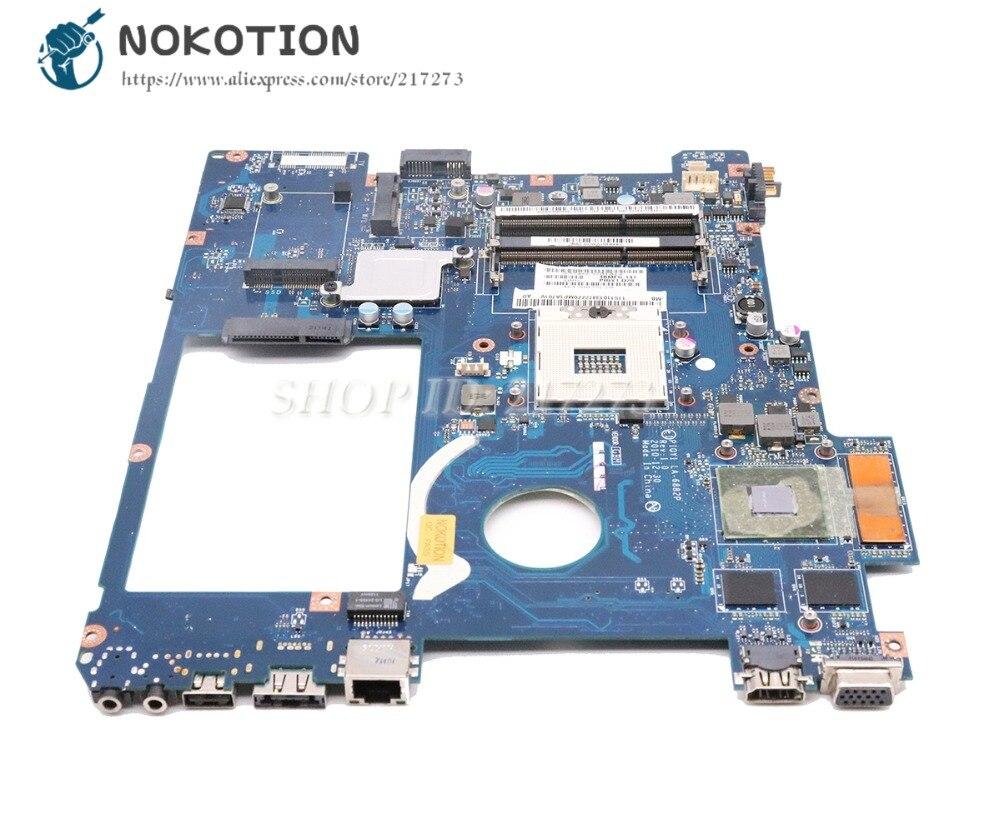 NOKOTION For Lenovo Y570 Laptop Motherboard HM65 DDR3 GT550M graphics PIQY1 LA-6882P MAIN BOARDNOKOTION For Lenovo Y570 Laptop Motherboard HM65 DDR3 GT550M graphics PIQY1 LA-6882P MAIN BOARD