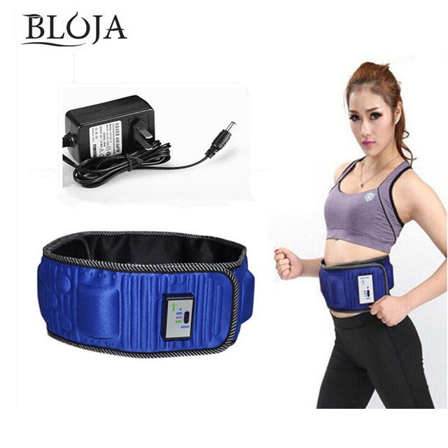 b446d0ec72f6c 2016 Body Wrap Electric X5 Times Slimming Massager Belt Vibra Tone Relax  Vibrating Fat Burning Weight Loss Losing Effective