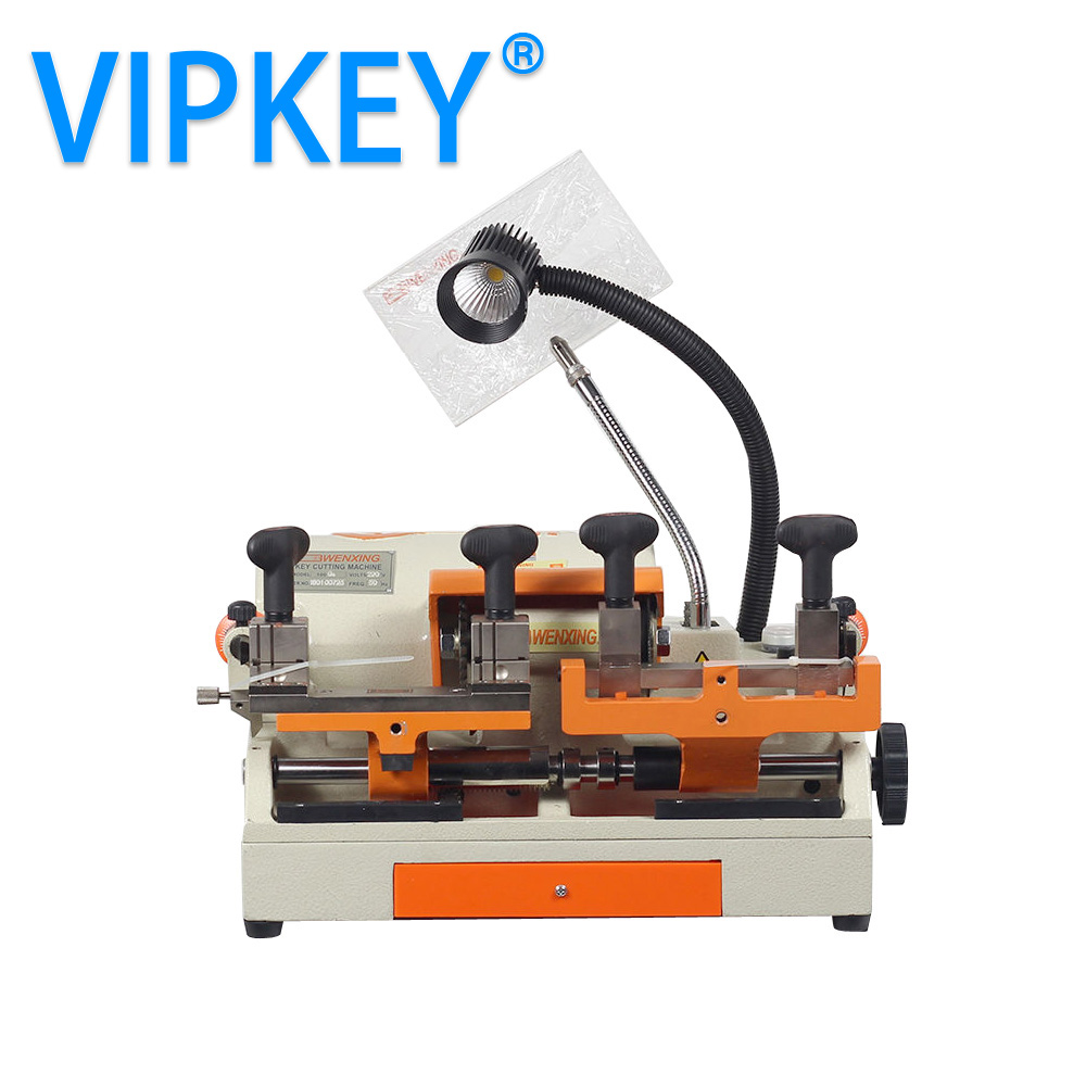 High Quality 100G3 Wenxing Key Duplicating Machine Used Best Locksmith Copier Key Cutting Machine Duplication