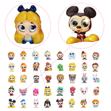 Doorables Series 1 & 2 Princess Rabbit Cartoon Characters Doll Rare Collection Kid Toy MINI SIZE  Y19061803